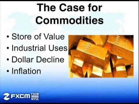 Commodities and Currencies (Gold & Oil)