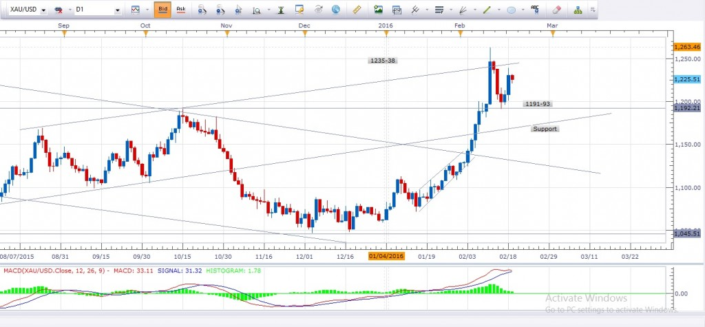 Daily gold forex factory